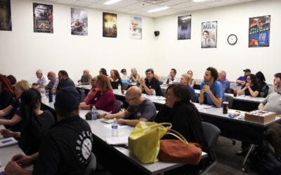 Phoenix Screenwriters Association Workshop – September 16