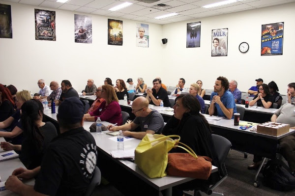 Phoenix Screenwriters Association Workshop – September 16